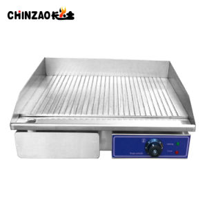 Food Machine Electric Griddle (DPL-818-3) pictures & photos