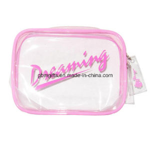 Cosmetic Clear Plastic Bag