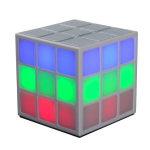 36 LED Light Rubik′s Cube Mini Wireless Bluetooth Speaker (OITA-6625A)