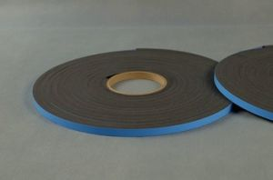 Hardness PVC Foam Spacer Tape pictures & photos
