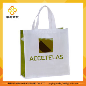 Tote Shopping Laminating Non Woven Bag with Customized Printing