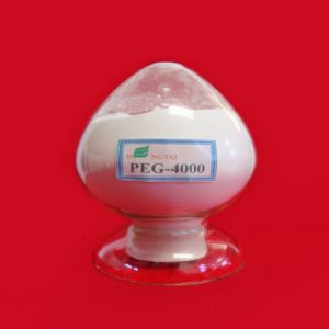 Polyethylene Glycol 4000 for Pharmaceutical Adjuvant pictures & photos