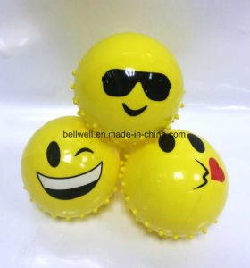 Funny Smiley Face Anti Stress Reliever Ball Squeeze Emjoy Ball pictures & photos