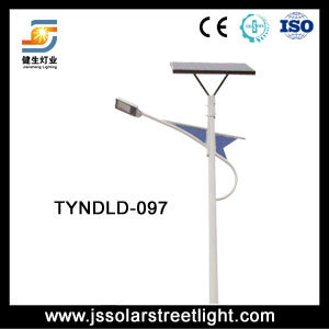 60W 8m China Factory Solar Street Light