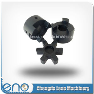 Top Selling L095 Rubber Jaw Coupling with Key Bore