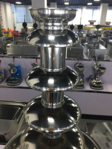 Low Price Chocolate Fountain Machine Commercial Chocolate Fountain pictures & photos