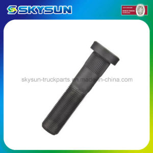 Truck Spare Part 10.9 Grade Wheel Bolt for Benz (9424010371) pictures & photos