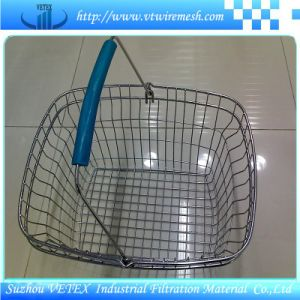 Stainless Steel Mesh Basket Used for Fruit