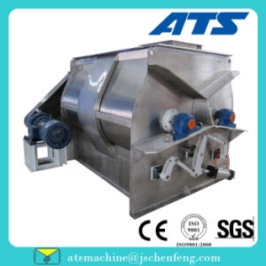 Factory Price High Quality Single Shaft Mixer From Jiangsu pictures & photos