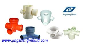 PVC Pipe Fitting Elbow Injection Mould pictures & photos