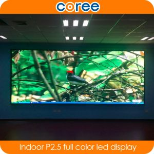 Indoor High Definition High Refresh SMD P2.5 Full Color LED Display Screen pictures & photos