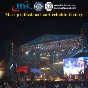 Roof Truss and Concert Stage for Outdoor Events