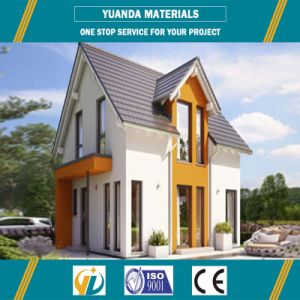 Low Cost Prefabricated Houses Prices for Sale of Light Steel Prefab Villa Price pictures & photos