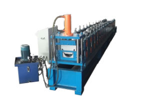 China Germany Design Software Gutter Cold Roll Forming Machine China Roof Gutter Roll Forming Machine Roof Gutter Machine