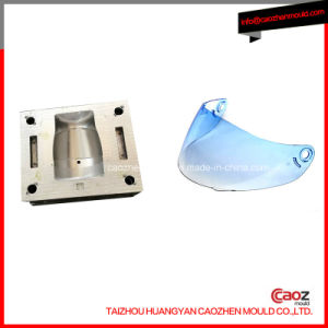 Plastic Mold for Motorcycle Helmet Visor