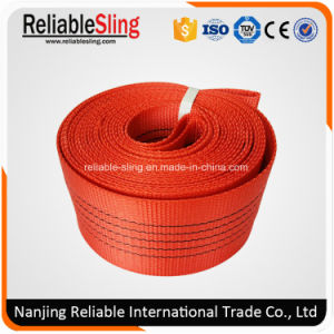Customized Eco-Friendly Flexible Polyester Webbing pictures & photos