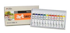 12colors 7.5ml High Quality Artist Art Paint Set