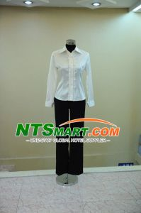 Ladies Suit (01071300000261/01071300000262) pictures & photos