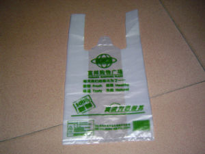 Shopping Plastic Bags on Roll (BDP054)