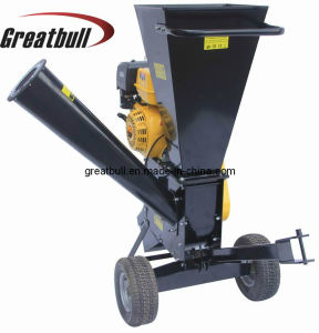 13HP Gasoline 4 Stroke HSS Chipping Shredder (GBD-601C)