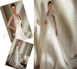 Bridal Wedding Dress (Gillis00660)