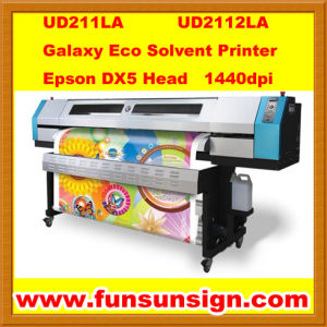 Galaxy Outdoor Dx5 Head Inkjet Printer (1.8m /2.1m 1440dpi best seller) pictures & photos