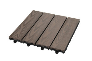 New WPC Decking Tiles WPC with Intertek BSCI Certificate