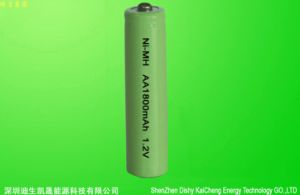 High-Quality Original 1800mAh AA Ni-MH Battery Rechargeable Battery Pack