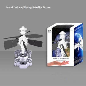 Flash Hand Induced Sensing Hovering Satellite RC Controller