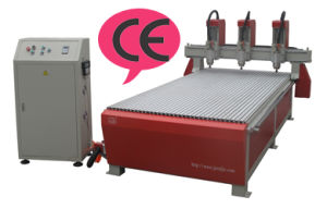 Woodworking Machine Multi-Spindle CNC Router Rj-1212 pictures & photos