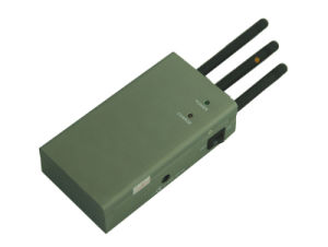 High Power Mini Portable Cell Phone Wireless Jammer pictures & photos