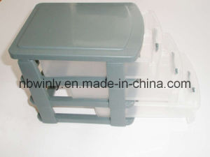 Plastic 3 Layer Drawer (WLD77) pictures & photos