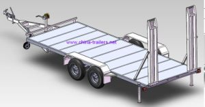 Car Trailer (TR1500) pictures & photos