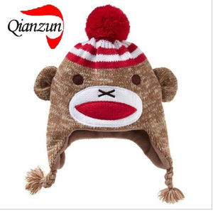 92dc0381c6abb China Plush Animal Winter Hat (wyy-48) - China Plush Hat