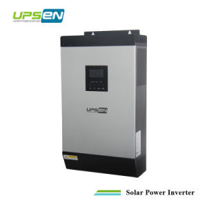 Pure Sine Wave Solar Inverter with High Frequency Tech and Inbuilt PWM PV Charger Controler