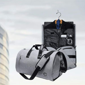 China Duffle Bag With Shoe Compartment 285684c468fc0