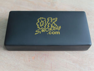 Customized PU Leather Electronic E- Cigarette Gift Box