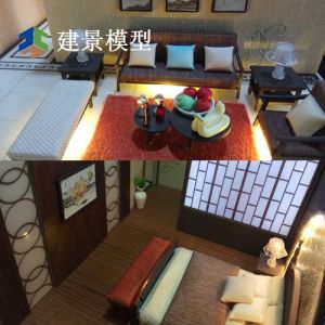 China Architectural Interior Models Architectural Interior Models