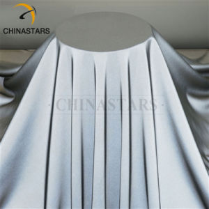 100% Polyester Soft Reflective Material for Clothing