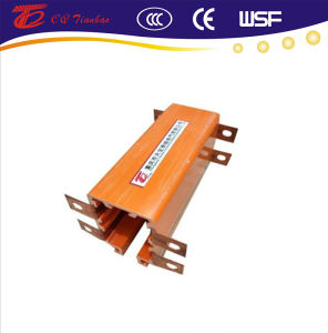 Safety Conductor Rail 150A Electric Copper Busbar