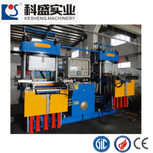 Hot Sale! Double Working Station Rubber and Silicone Molding Machine pictures & photos