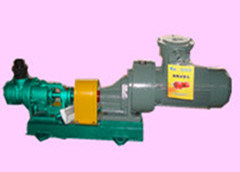 Nyp Series Internal Gear Oil Pump