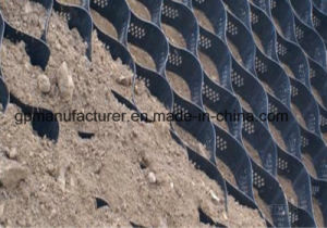 HDPE Geocell Used in Road Construction/ Gravel Grid Geocell pictures & photos