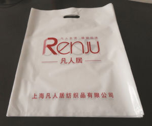 Fashion Die Cut Shopping Bag
