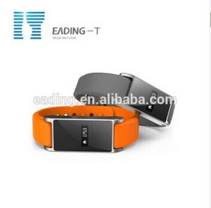 Fashion Silicone Bluetooth Wristband Pedometer Smart Health Bracelet