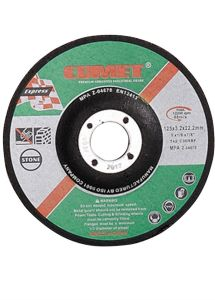 Flat Center Cutting Disc for Stone (125X3.2X22.2mm) Abrasive with MPa Certificates pictures & photos