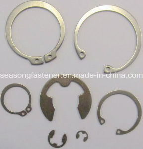 Circlip / Retaining Ring (DIN471 / DIN472 / DIN6799) pictures & photos