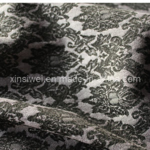Warp Spandex Jacquard Fabric for Pants pictures & photos
