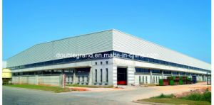 Steel Structure Industrial Park Building (DG3-054) pictures & photos