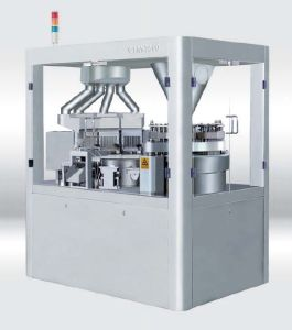 Cfm-6800 High Speed Capsule Filling Machine